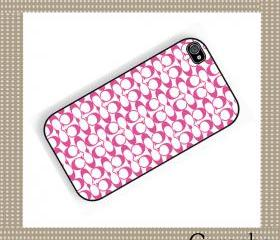 Coach Lovely Pink Bag Case iPhone 4 Case, iPhone case, iPhone 4s Case, iPhone 4 Cover, Hard iPhone 4s Case Original Design