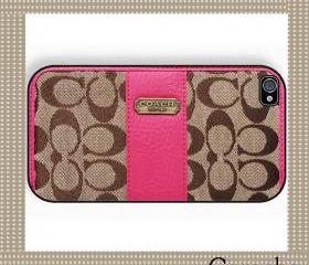 Coach Lovely Bag Case iPhone 4 Case, iPhone case, iPhone 4s Case, iPhone 4 Cover, Hard iPhone 4s Case Original Design
