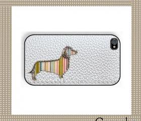 Dutchun White Hard Case iPhone 4 Case, iPhone case, iPhone 4s Case, iPhone 4 Cover, Hard iPhone 4s Case Original Design