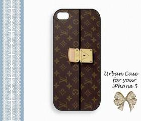 Louis Vuitton Laguito briefcase Case Hard Case iPhone 5 Case, iPhone case, iPhone 5 Case, iPhone 5 Cover, Hard iPhone 5 Case Original Design