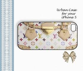 Louis Vuitton monogram multicolore beverly Case Hard Case iPhone 5 Case, iPhone case, iPhone 5 Case, iPhone 5 Cover, Hard iPhone 5 Case Original Design