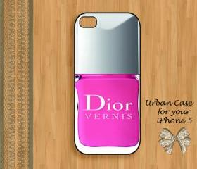 Nail Polish Case Hard Case iPhone 5 Case, iPhone case, iPhone 5 Case, iPhone 5 Cover, Hard iPhone 5 Case Original Design