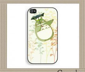 Totoro My Neighbor 4Hard Case iPhone 4 Case, iPhone case, iPhone 4s Case, iPhone 4 Cover, Hard iPhone 4s Case Original Design
