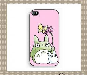 Totoro My Neighbor6 Hard Case iPhone 4 Case, iPhone case, iPhone 4s Case, iPhone 4 Cover, Hard iPhone 4s Case Original Design